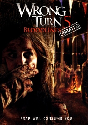 Wrong Turn 5 movie poster (2012) poster MOV_10b3a351