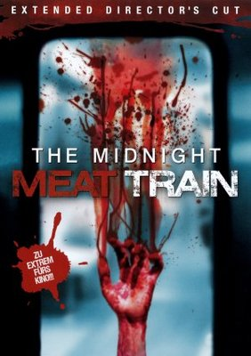 The Midnight Meat Train movie poster (2008) poster MOV_10b40213