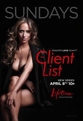 The Client List movie poster (2012) poster MOV_10b82f74