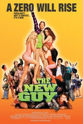 The New Guy movie poster (2002) poster MOV_10c17cae