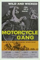 Motorcycle Gang movie poster (1957) picture MOV_10c3b0a9