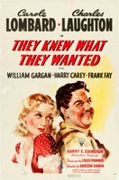 They Knew What They Wanted movie poster (1940) picture MOV_10c4243a