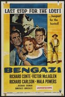 Bengazi movie poster (1955) picture MOV_10c5a4c0