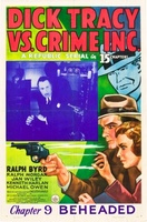 Dick Tracy vs. Crime Inc. movie poster (1941) picture MOV_10c5c45c