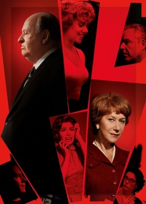 Hitchcock movie poster (2012) poster MOV_10c5d6c6