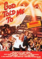 God Told Me To movie poster (1976) picture MOV_10c9e99a