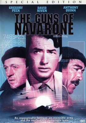 The Guns of Navarone movie poster (1961) poster MOV_10cc7a62