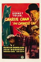 Charlie Chan in The Chinese Cat movie poster (1944) picture MOV_10cfa591
