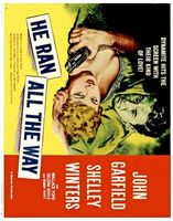 He Ran All the Way movie poster (1951) picture MOV_10cfafff