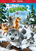 Alpha and Omega 2: A Howl-iday Adventure movie poster (2013) picture MOV_10d2707b