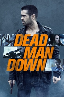 Dead Man Down movie poster (2013) poster MOV_10db15be