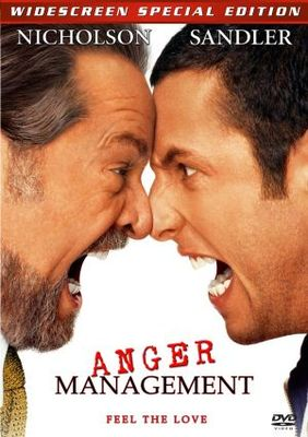 Anger Management movie poster (2003) poster MOV_10dc74c0
