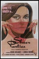 Sheer Panties movie poster (1979) picture MOV_10e122b2