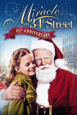 Miracle on 34th Street movie poster (1947) poster MOV_10e14e5b