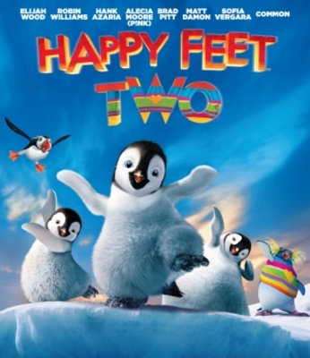 Happy Feet Two movie poster (2011) poster MOV_10e18afe