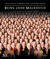 Being John Malkovich movie poster (1999) picture MOV_50e092d0