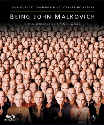 Being John Malkovich movie poster (1999) poster MOV_10e823ee