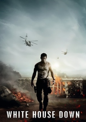 White House Down movie poster (2013) poster MOV_10ed41fa