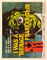 I Was a Teenage Frankenstein movie poster (1957) picture MOV_10ee3163