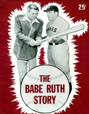 The Babe Ruth Story movie poster (1948) poster MOV_10f1e43d