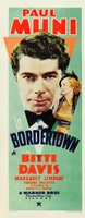 Bordertown movie poster (1935) picture MOV_10f3e4b5