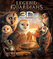 Legend of the Guardians: The Owls of Ga'Hoole movie poster (2010) picture MOV_10f87ac8