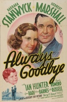 Always Goodbye movie poster (1938) picture MOV_1100461e