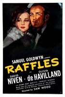Raffles movie poster (1939) picture MOV_11008c1d
