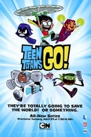 Teen Titans Go! movie poster (2013) picture MOV_1100adee