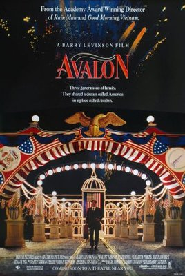 Avalon movie poster (1990) poster MOV_110be65b