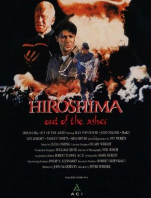 Hiroshima: Out of the Ashes movie poster (1990) poster MOV_110ddf31