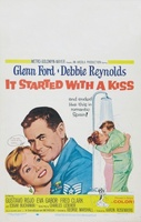 It Started with a Kiss movie poster (1959) picture MOV_1112ef40