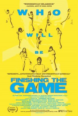 Finishing the Game movie poster (2007) poster MOV_1115c505