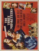 The Three Musketeers movie poster (1948) picture MOV_111835f2