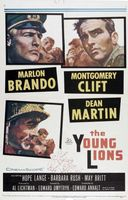 The Young Lions movie poster (1958) picture MOV_111ad460
