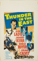 Thunder in the East movie poster (1952) picture MOV_111c0ac4
