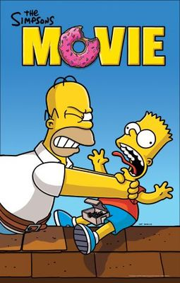 The Simpsons Movie movie poster (2007) poster MOV_111fc98e