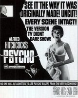 Psycho movie poster (1960) picture MOV_1124d5d0