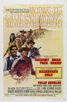Mackenna's Gold movie poster (1969) picture MOV_11262459