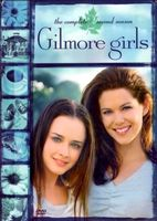 Gilmore Girls movie poster (2000) picture MOV_112ddcaf