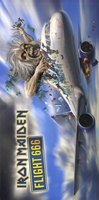 Iron Maiden: Flight 666 movie poster (2009) picture MOV_11325096