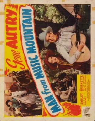 Man from Music Mountain movie poster (1938) poster MOV_1134b5cd