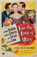 For the Love of Mary movie poster (1948) picture MOV_1136d6c7