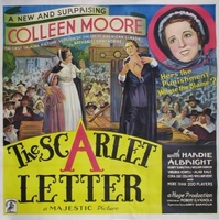 The Scarlet Letter movie poster (1934) picture MOV_11374c6c