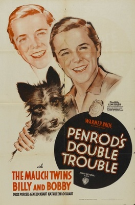 Penrod's Double Trouble movie poster (1938) poster MOV_1137beba