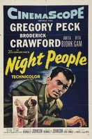Night People movie poster (1954) picture MOV_1138ef4d