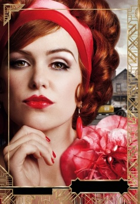 The Great Gatsby movie poster (2012) poster MOV_1142e429