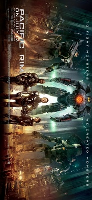 Pacific Rim movie poster (2013) poster MOV_1143f62d