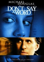 Don't Say A Word movie poster (2001) picture MOV_114a41f9