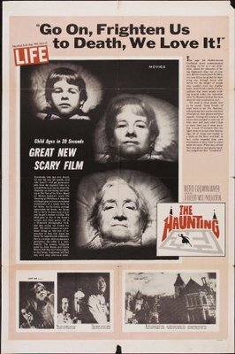 The Haunting movie poster (1963) poster MOV_114b7ff3